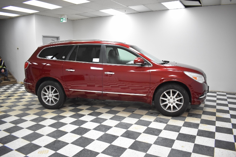 2016 Buick Enclave Leather AWD- BLUETOOTH * LEATHER * BACKUP CAM