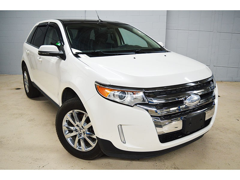 2013 Ford Edge LIMITED AWD - BACKUP CAM * SUNROOF * HEATED SEATS