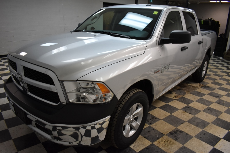 2018 Ram 1500 SXT CREW 4X4 - LOW KMS * A/C * CRUISE