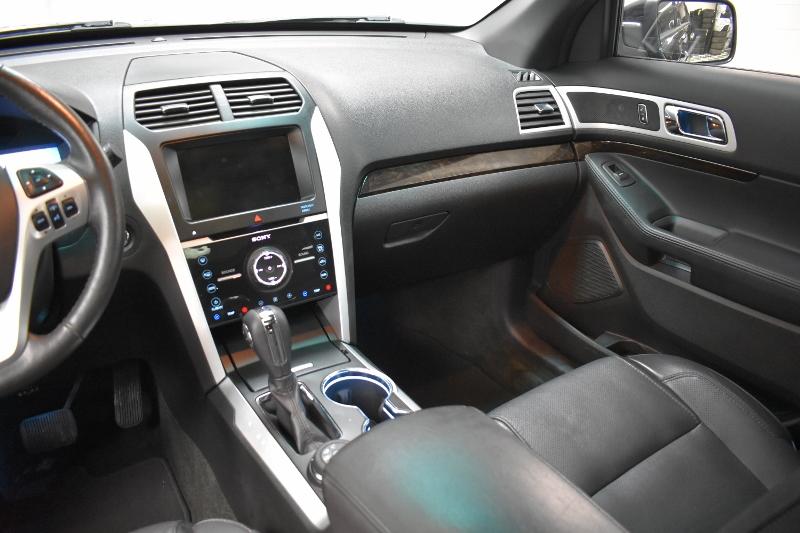 2014 Ford Explorer Limited 4x4- LEATHER * NAV * BACKUP CAM