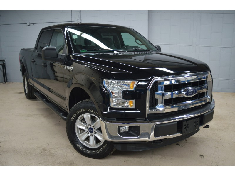 2016 Ford F-150 XLT SUPERCREW 4X4 - BACKUP CAM * A/C * CRUISE