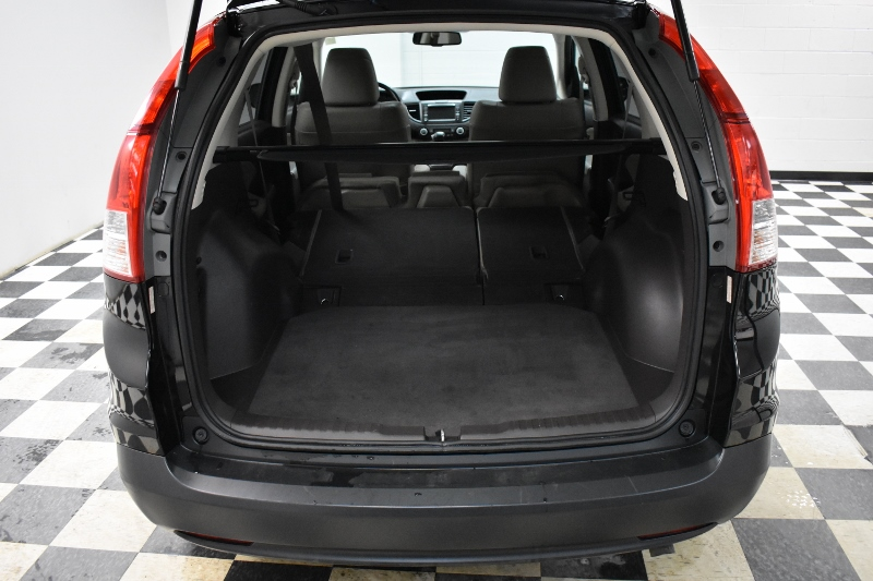 2012 Honda CR-V TOURING AWD - NAV * LEATHER * HEATED SEATS