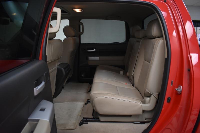2007 Toyota Tundra LIMITED 4X4 CREW- LEATHER * SUNROOF * HEATED SEATS
