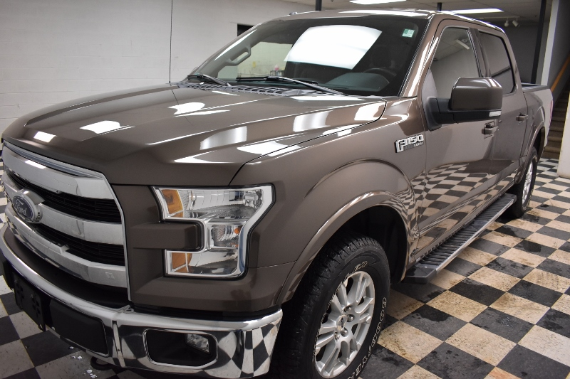 2015 Ford F-150 LARIAT 4X4 - BACKUP CAM * HEATED SEATS * CRUISE