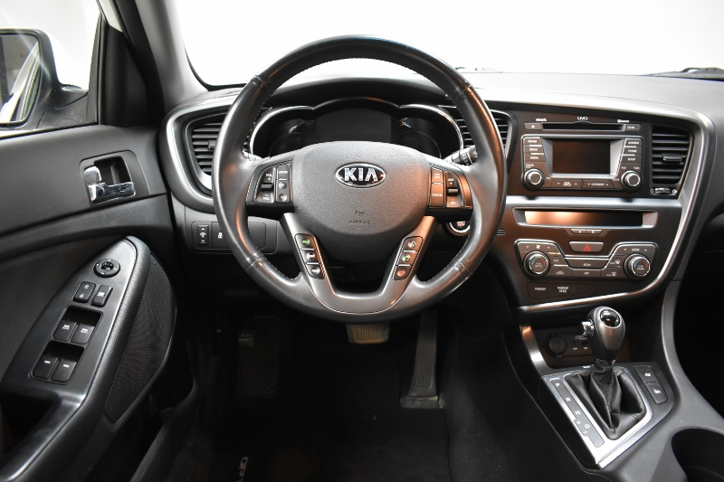 2013 Kia Optima Hybrid Base-HEATED SEATS * CRUISE * PUSH START