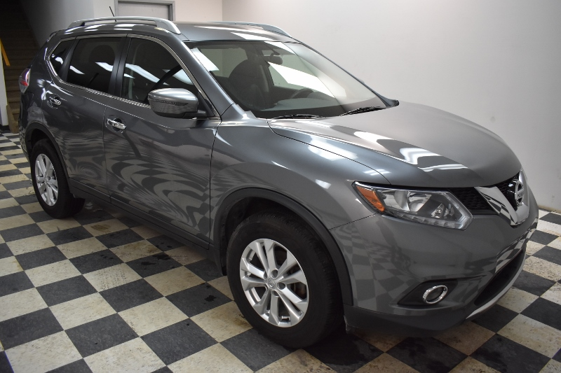 2016 Nissan Rogue SV-CRUISE * SAT RADIO * BACKUP CAM