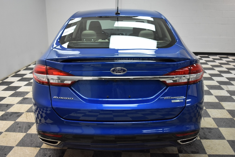 2017 Ford Fusion Titanium AWD - Backup CAM * NAV * Sunroof