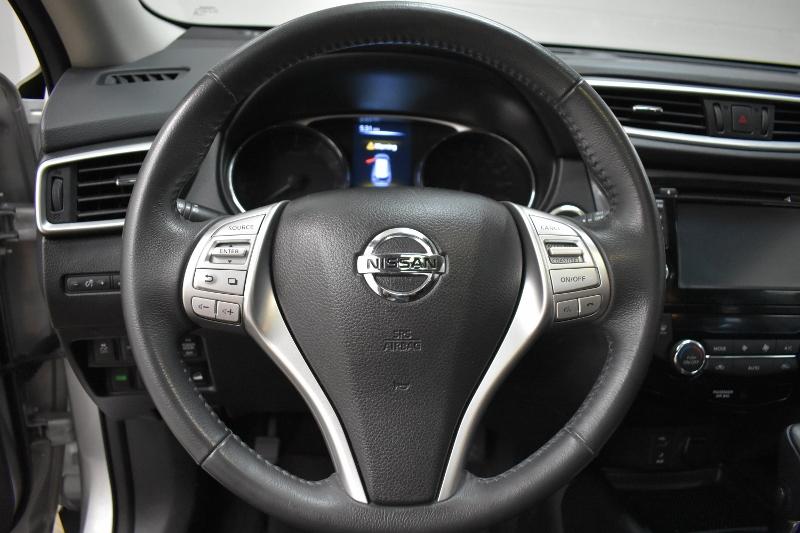 2015 Nissan Rogue SL AWD - NAV * LEATHER * BACKUP CAM