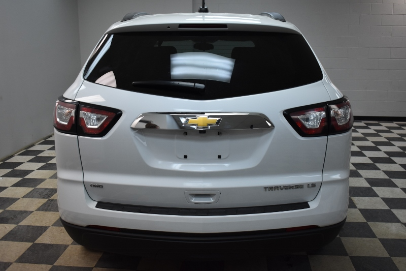 2016 Chevrolet Traverse LS - BACKUP CAMERA * CRUISE * 8 PASSENGERS
