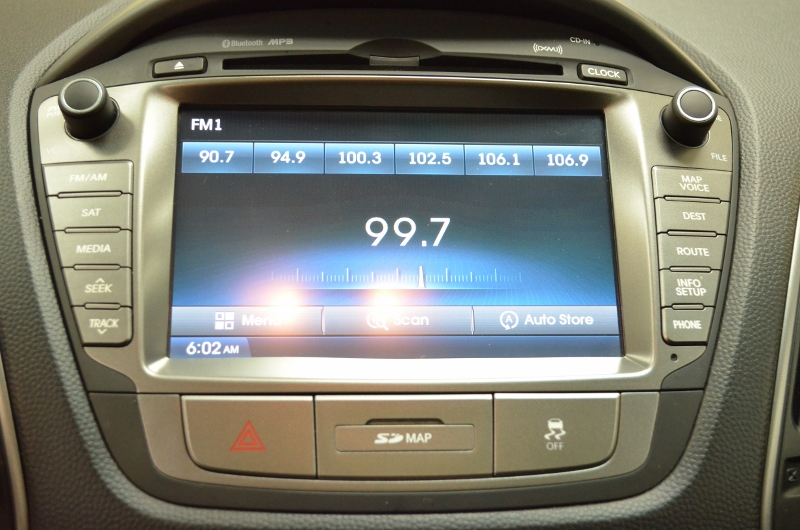 2014 Hyundai Tucson Limited- NAV * BLUETOOTH * LEATHER