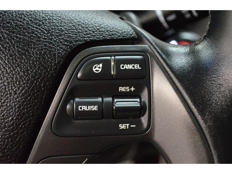 2015 Kia Forte 2.0L SX- NAV * LEATHER * BACKUP CAM