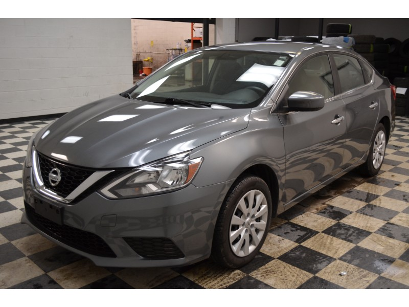 2017 Nissan Sentra SV - BACKUP CAM * HEATED SEATS * HANDSFREE DEVICE
