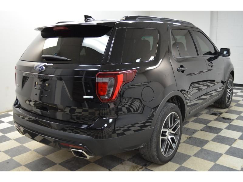 2016 Ford Explorer Sport- NAV * LEATHER * BACKUP CAM