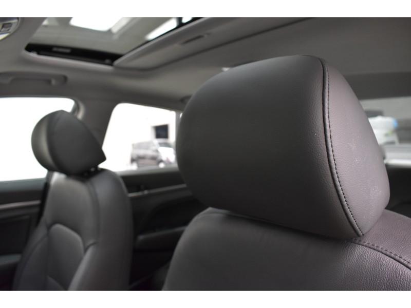 2018 Hyundai Elantra GLS- BLUETOOTH * BACKUP CAM * LEATHER