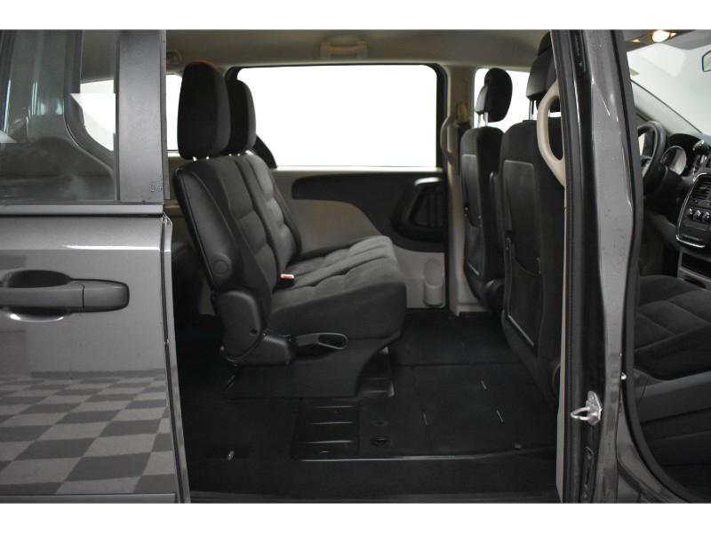 2016 Dodge Grand Caravan SE- REAR STOW N GO * CRUISE  * LOW KM