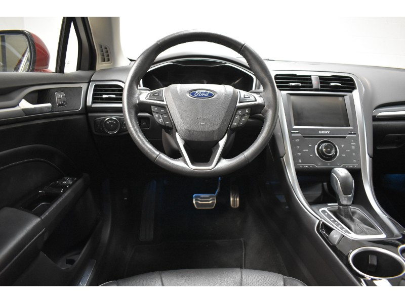 2014 Ford Fusion Titanium- BLUETOOTH * BACKUP CAM * LEATHER