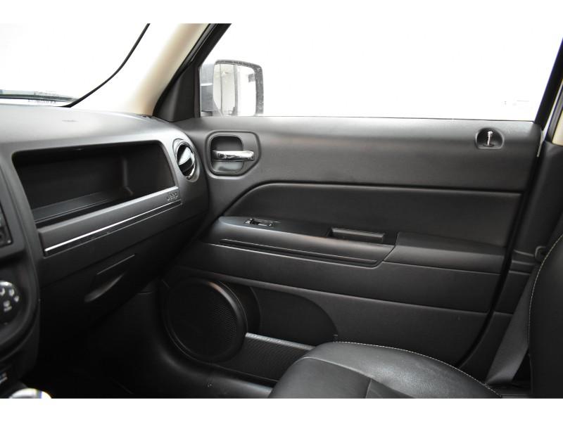 2015 Jeep Patriot High Altitude- LEATHER * BLUETOOTH * HEATED SEATS
