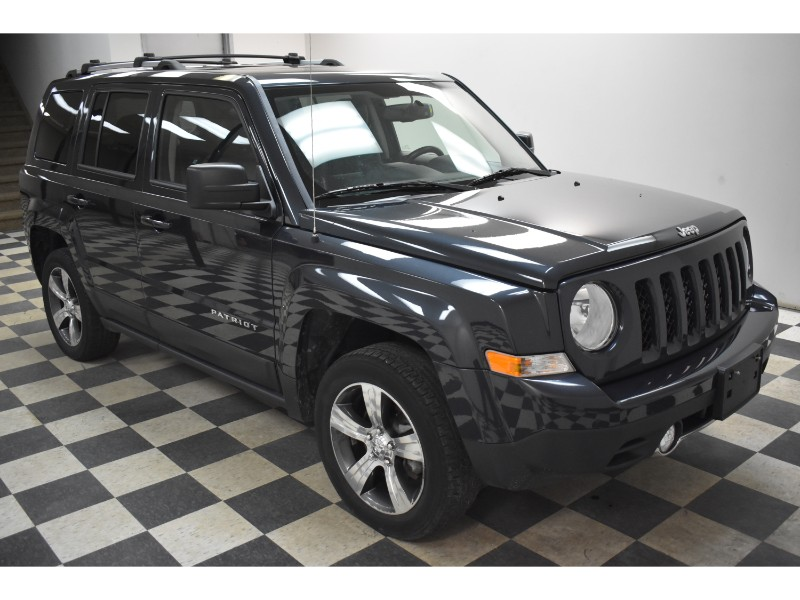 2016 Jeep Patriot High Altitude- UCONNECT * LEATHER * HEATED SEATS