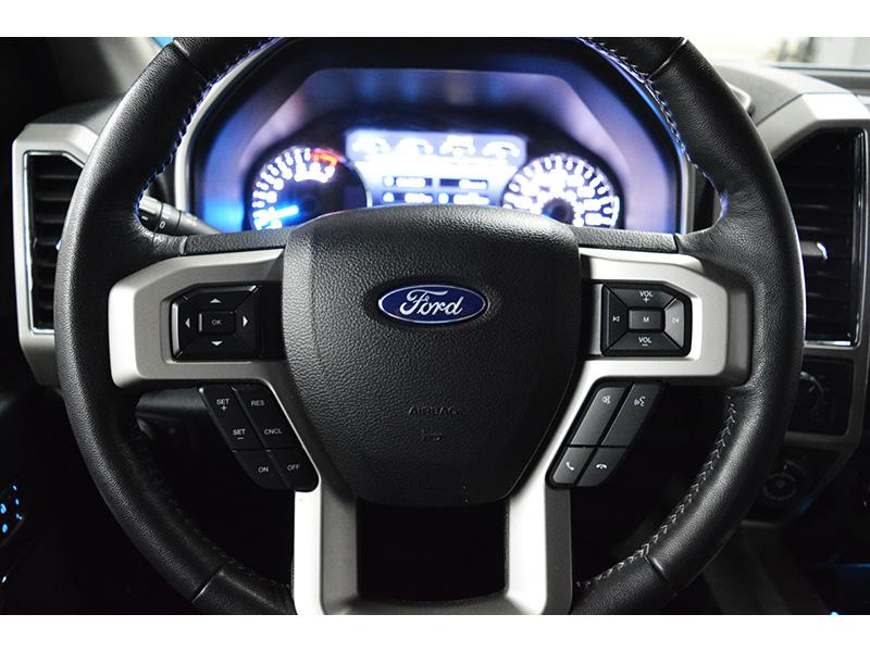 2017 Ford F-150 4X4 SUPERCREW-145