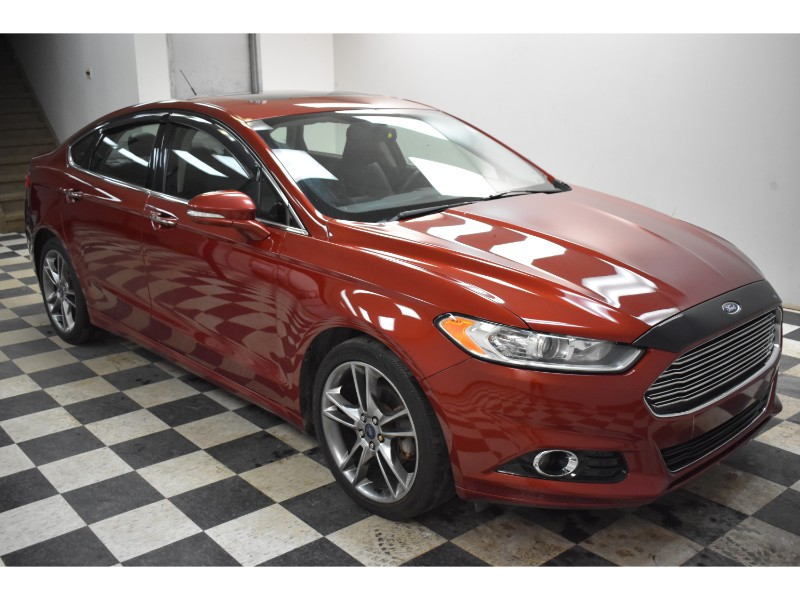 2014 Ford Fusion Titanium - SUNROOF * BACK UP CAMERA * BLUETOOTH