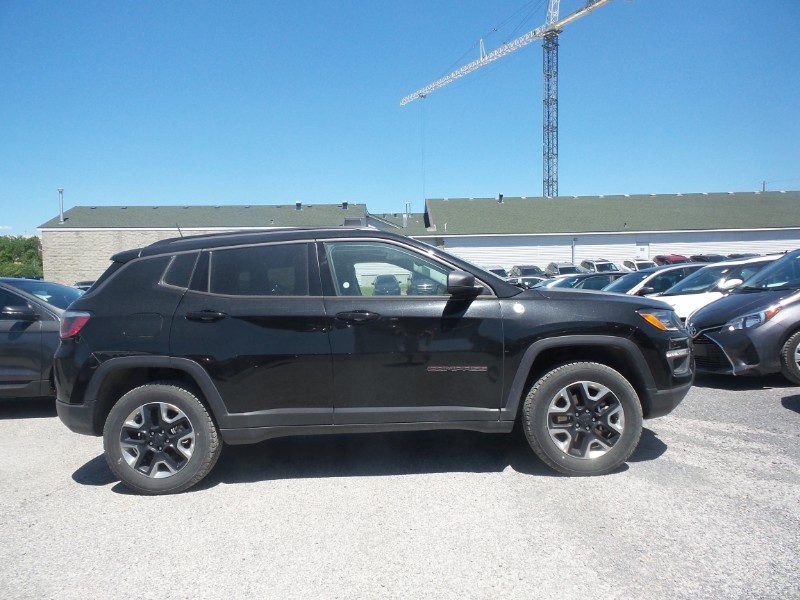 2017 Jeep Compass Trailhawk - BACK UP CAMERA * NAV * CRUISE
