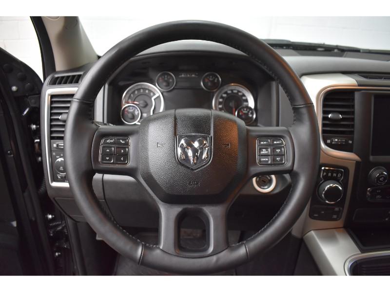 2018 Ram 1500 SLT CREW 4X4 - DIESEL * LEATHER * BACKUP CAM