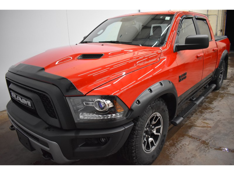 2016 Ram 1500 Rebel 4x4 Crew Cab-BLUETOOTH * BACKUP CAM