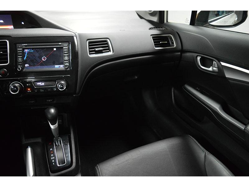 2013 Honda Civic TOURING - LEATHER SEATS * ALLOY WHEELS * SUNROOF