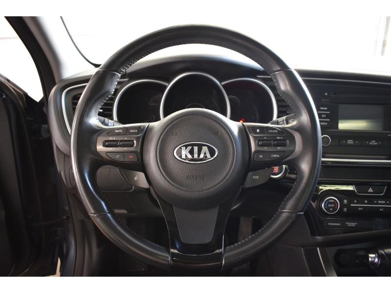 2015 Kia Optima EX - SUNROOF * HEATED FRONT SEATS * BACKUP CAM