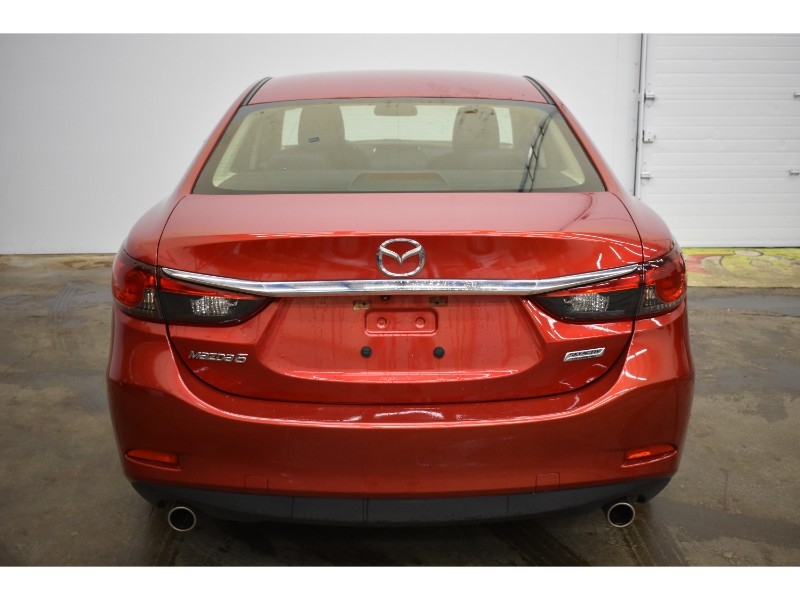 2015 Mazda Mazda6 GS- BACKUP CAM * HEATED SEATS * CRUISE