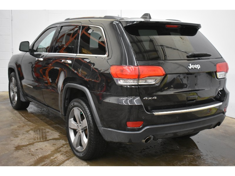 2014 Jeep Grand Cherokee Limited- NAV * LEATHER * BLUETOOTH