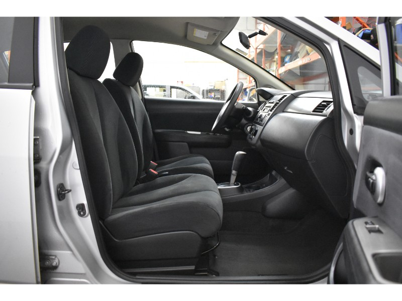 2012 Nissan Versa S- A/C * AM/FM STEREO * POWER OUTLETS