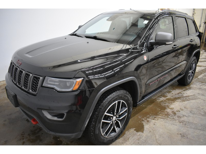 2017 Jeep Cherokee TRAILHAWK - BACKUP CAM * NAV * UCONNECT