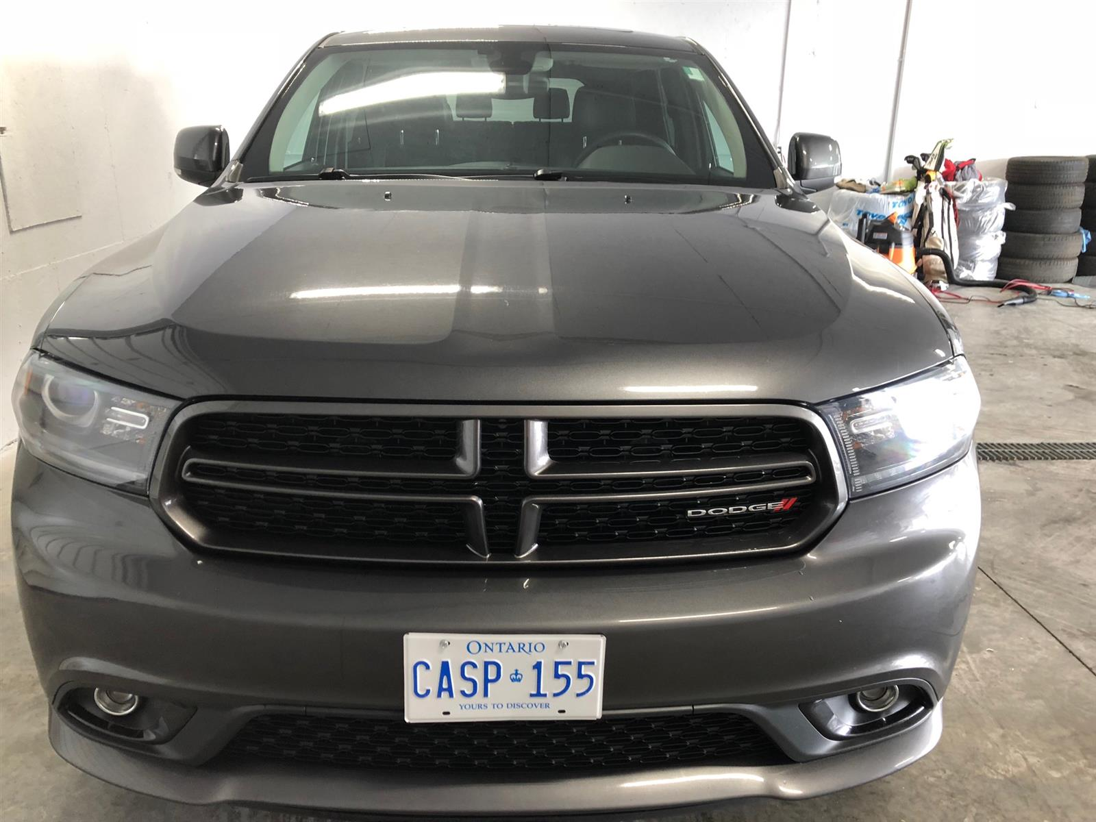 2017 Dodge Durango GT - BACKUP CAM * CRUISE * A/C