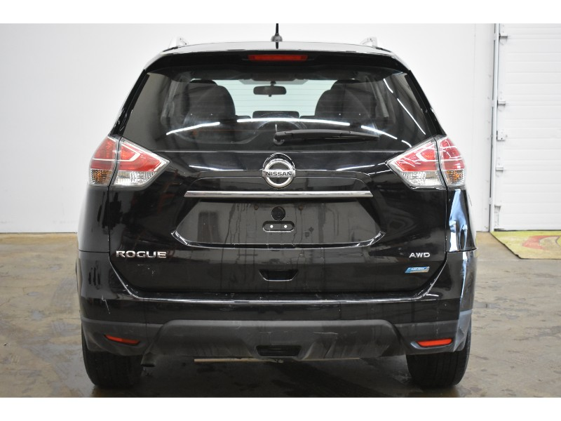 2015 Nissan Rogue S AWD - CRUISE * A/C * SAT RADIO READY