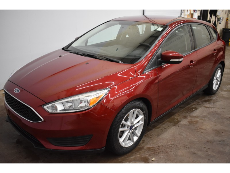 2015 Ford Focus SE- BACKUP CAM * CRUISE * A/C