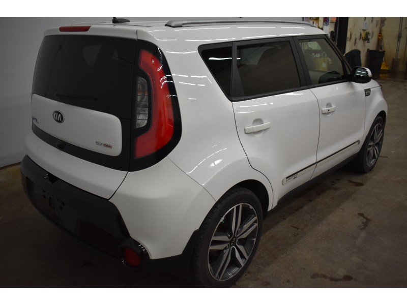 2014 Kia Soul SX - BACKUP CAM * LEATHER * HEATED SEATS
