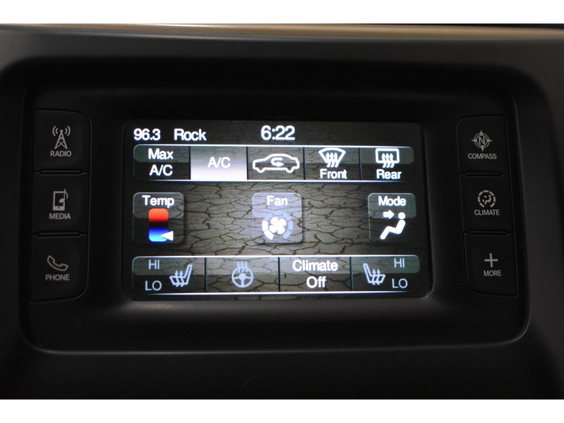 2015 Jeep Cherokee SPORT - BACKUP CAM * UCONNECT * HEATED FRONT SEATS
