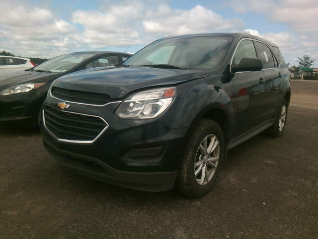 2017 Chevrolet Equinox LS AWD- BACKUP CAM * CRUISE * A/C