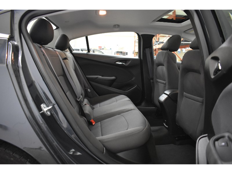 2017 Chevrolet Cruze LT - LOW KMS * BACKUP CAM * SUNROOF