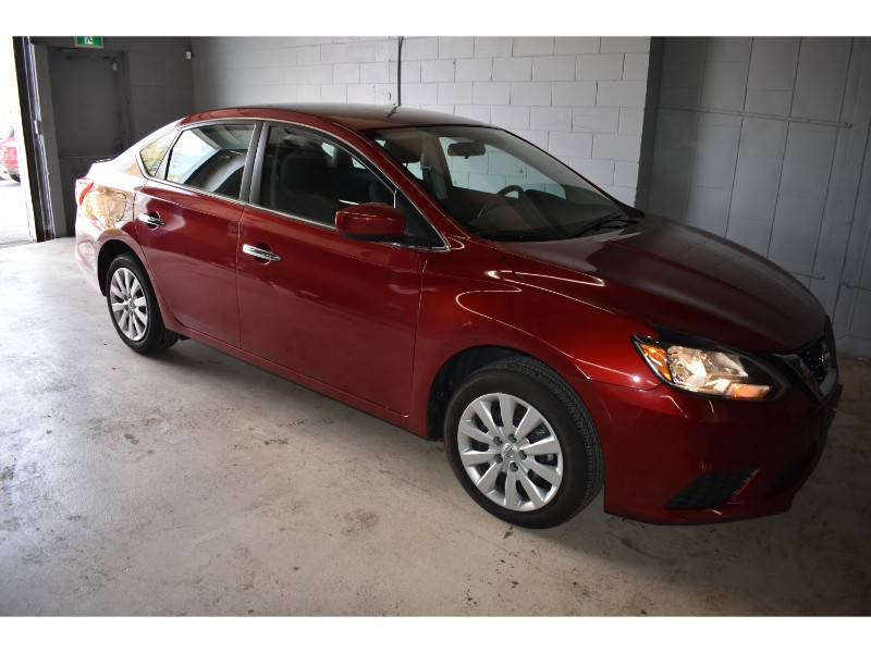 2018 Nissan Sentra S- * BLUETOOTH * BACKUP CAM * HEATED SEATS *