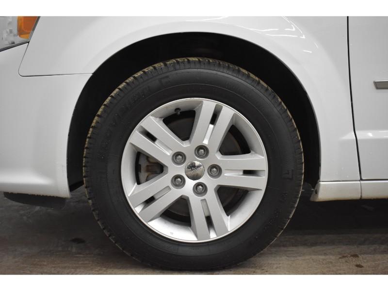 2017 Dodge Grand Caravan CREW PLUS - BACKUP CAM * NAV * HEATED SEATS