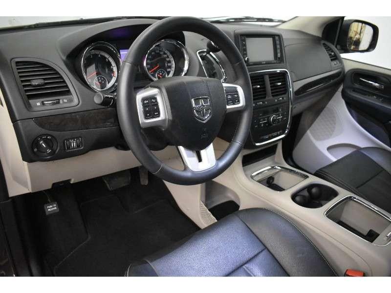 2018 Dodge Grand Caravan CREW - UCONNECT * NAV * LEATHER