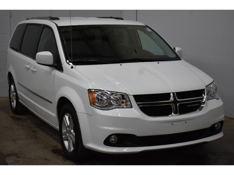 2017 Dodge Grand Caravan CREW - NAV * BACKUP CAMERA *  DVD * HEATED SEATS