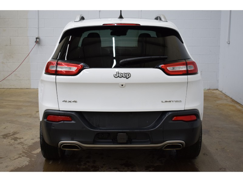 2016 Jeep Cherokee LIMITED 4X4 - BACKUP CAM * LEATHER * PANORAMIC