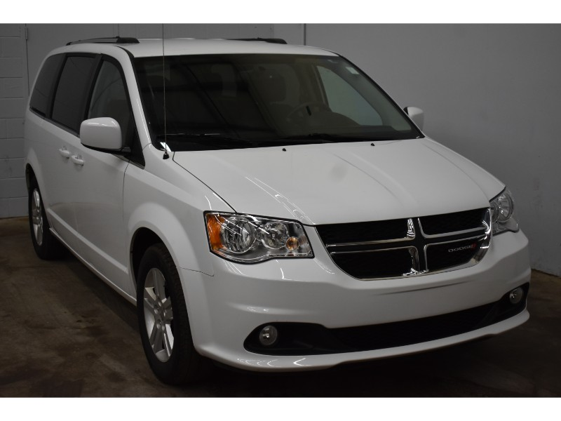 2018 Dodge Grand Caravan Crew- UCONNECT * BACKUP CAM * LEATHER