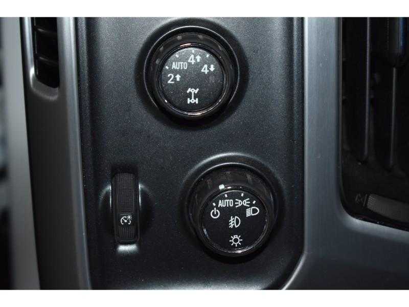 2015 GMC Sierra 1500 SLE 4X4 CREW