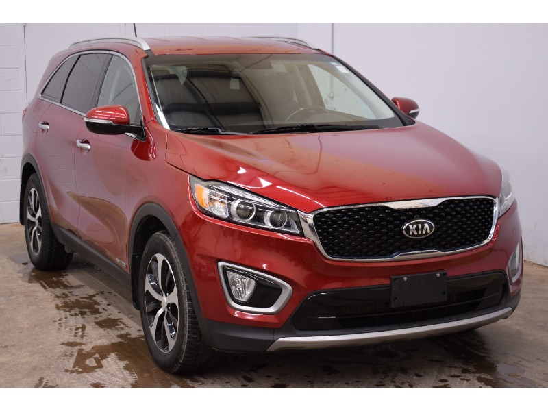 2016 Kia Sorento EX - HANDSFREE * BACKUP CAM * LEATHER