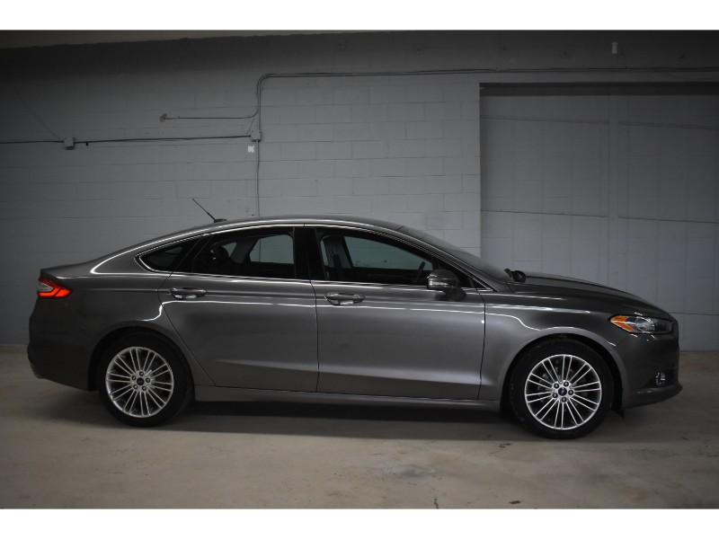 2014 Ford Fusion SE - NAV * HEATED SEATS * LEATHER