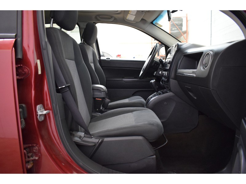 2013 Jeep Compass BASE 4X4- SUNROOF * CRUISE * SAT RADIO